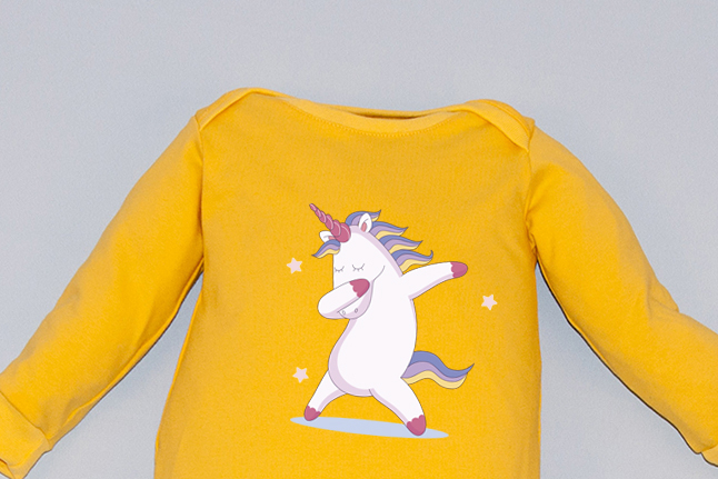 Salopeta Overall Dancing Unicorn 2
