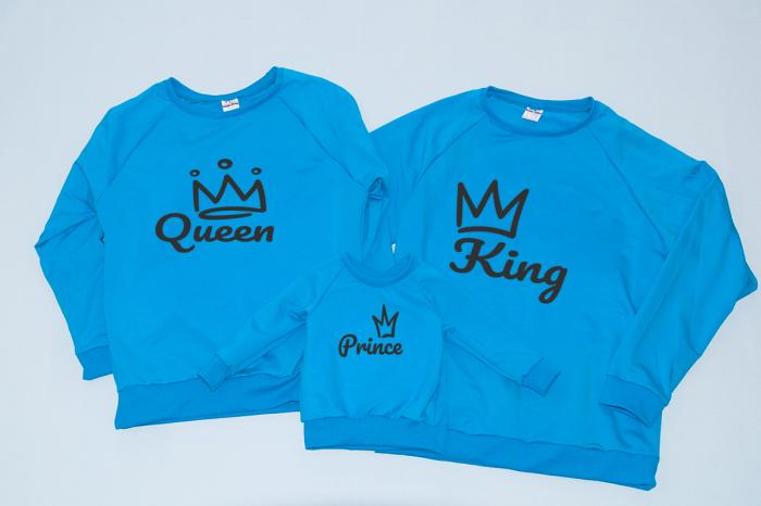 Set Bluze Royal Family 0