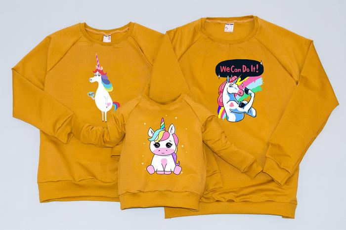 Set Bluze Familie - Unicorns [0]