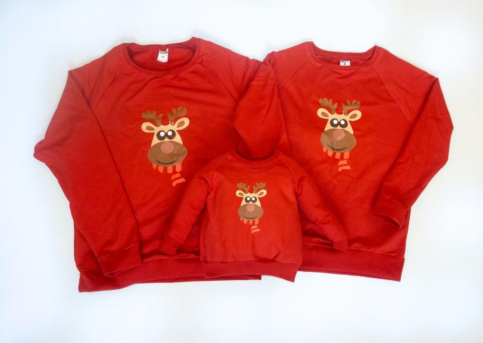 Set bluze Mos Craciun 1