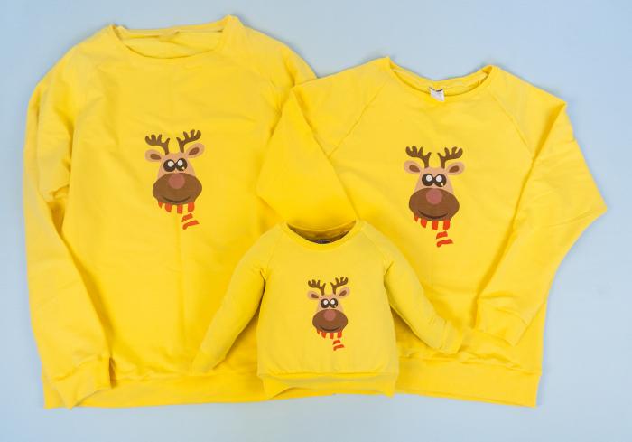 Set bluze Ren Fular galben 0