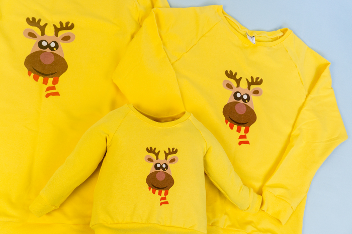 Set bluze Ren Fular galben 1