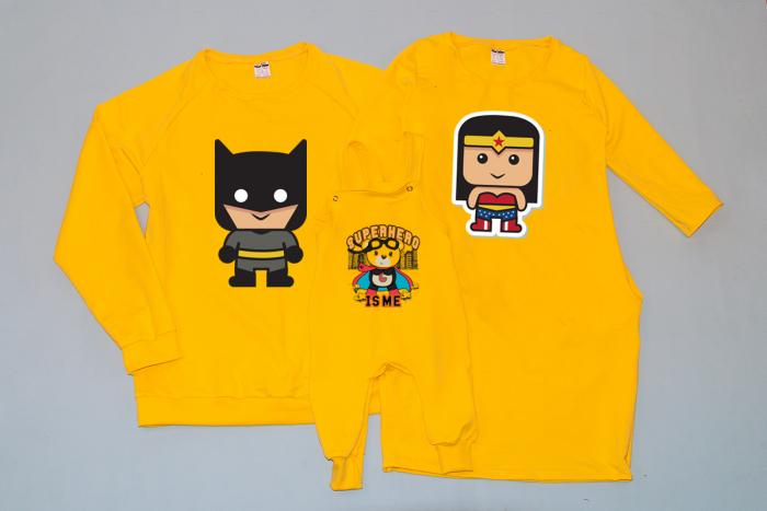 Set Familie - SuperHero [0]