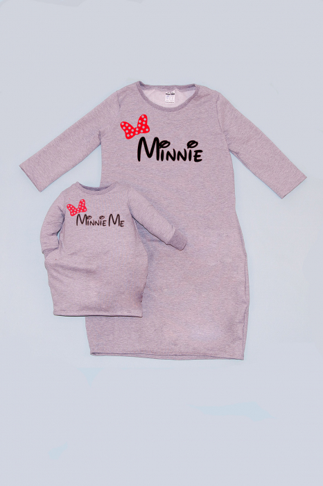 Set Rochite Minnie/Minnie Me 1