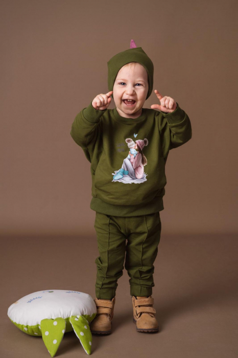 Set Bluze Oversize Mama/Fiu 1