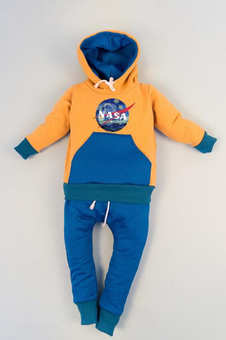 Trening Bumbac Plusat NASA 0