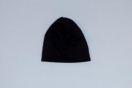 Caciulita Bumbac Simpla Neagra [1]