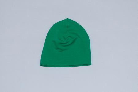 Caciulita Bumbac Simpla - Verde0