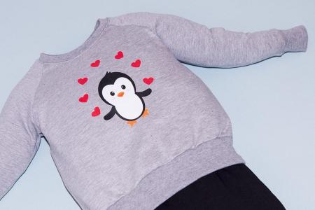 Trening Bumbac Pinguin1