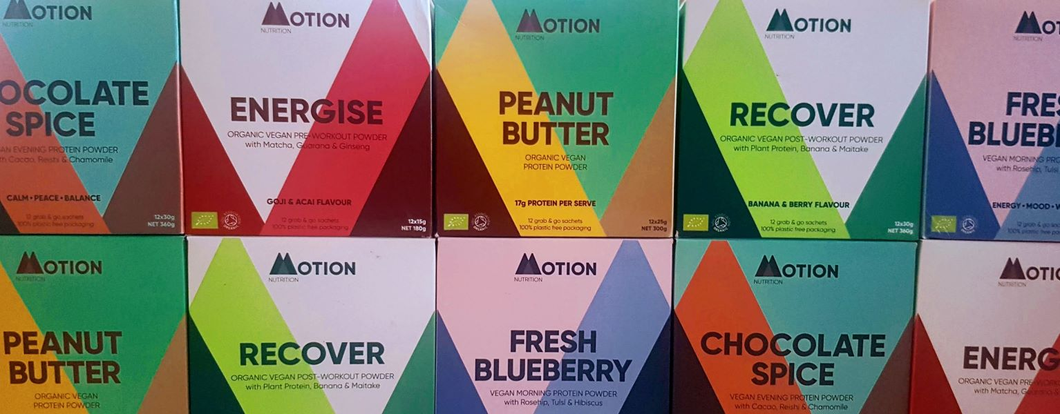 Motion Nutrition Promo