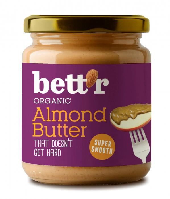 Almond Butter (Unt de migdale), Bio, 250g [0]