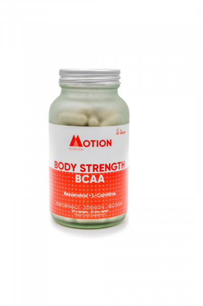 Body Strength BCAA 120 capsule 0