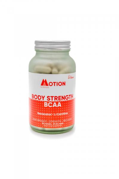 Body Strength BCAA 120 capsule [0]