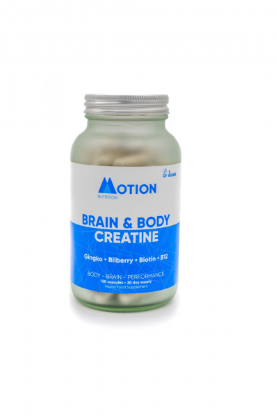 Brain & Body Creatine 120 capsule [0]