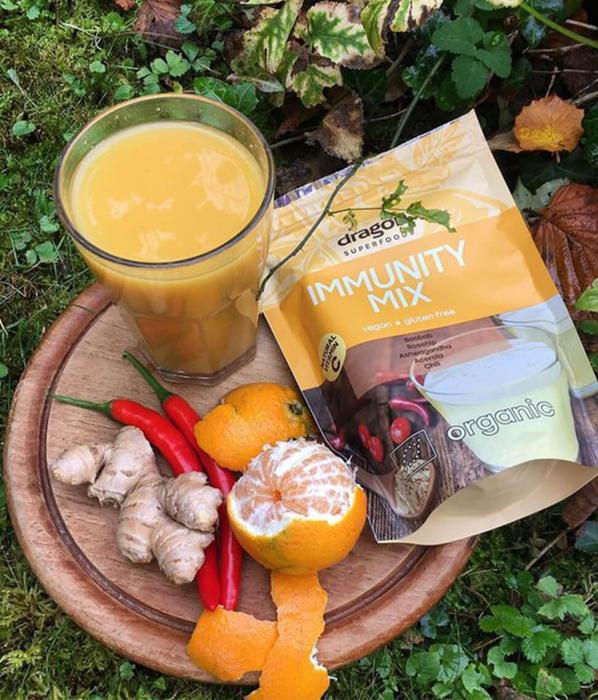 Immunity Mix, pulbere superalimente organice, 150g [3]