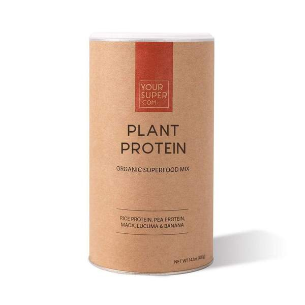 Plat Protein Organic Superfood Protein Mix 4