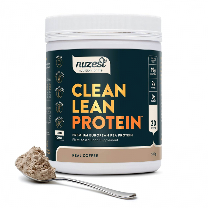 Clean Lean Protein Real Coffee [0]