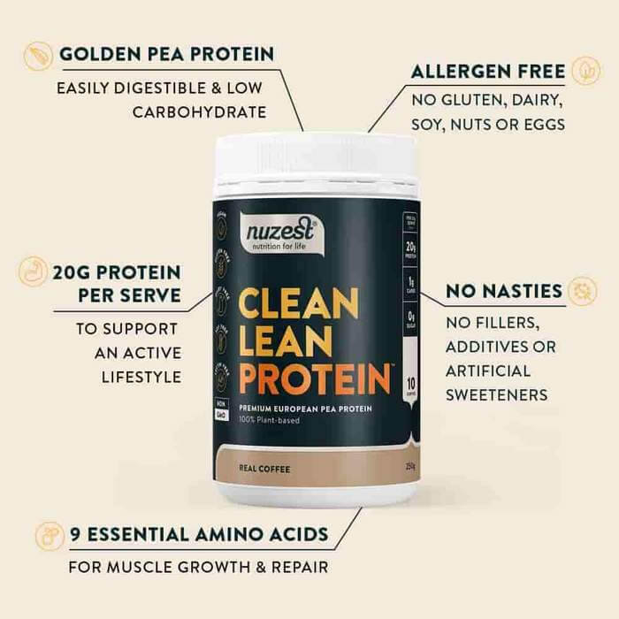 Clean Lean Protein Real Coffee [1]