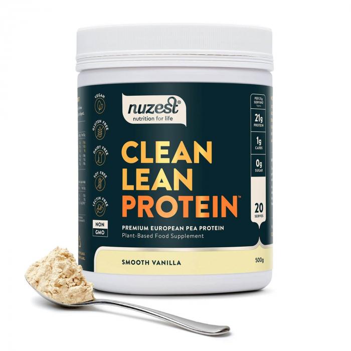 Clean Lean Protein Smooth Vanilla [0]