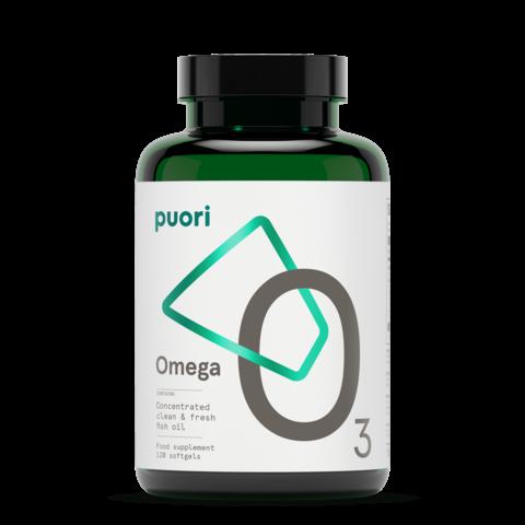Puori O3 - Omega 3 (Ulei de peste concentrat) 1