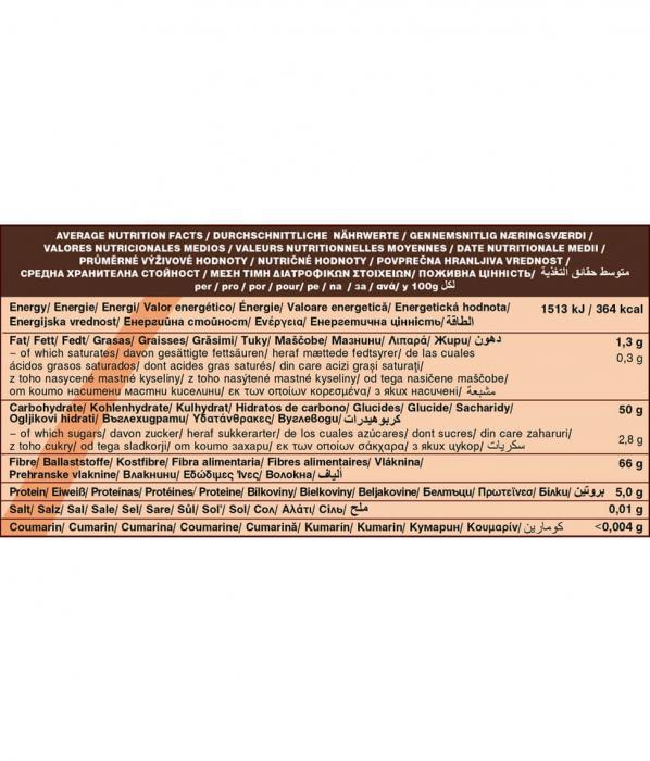 Scorțișoară Ceylon, pulbere raw bio, 150g [2]