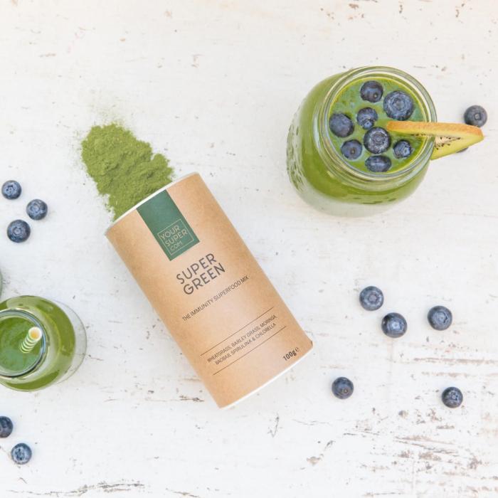 Super Green Organic Superfood Mix [0]