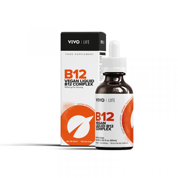 Vivo Vitamina B12 Vegetala [0]