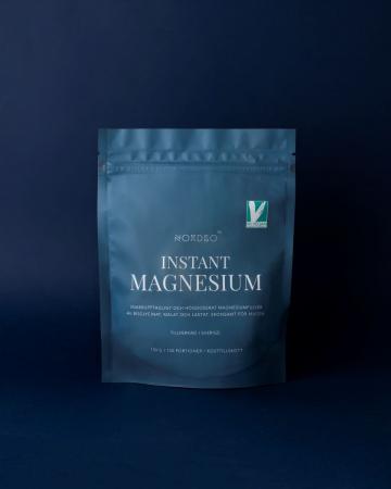 Instant Magneziu NORDBO - Vegan - 150 gr [0]