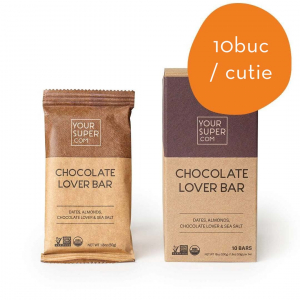 Baton Proteic Chocolate Lover - YourSuperFoods [0]