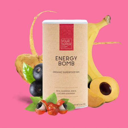 Energy Bomb Superfood Mix [3]