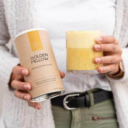 Golden Mellow Organic Superfood Mix [0]