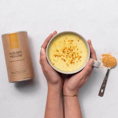 Golden Mellow Organic Superfood Mix [2]