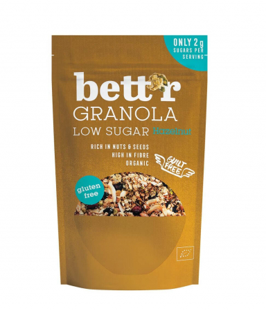 Granola cu Alune de Padure, fara gluten, 300 gr [1]