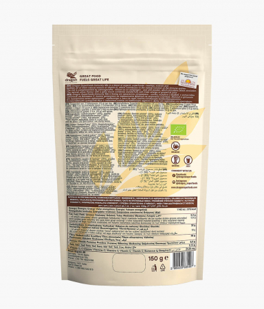 Immunity Mix, pulbere superalimente organice, 150g [2]