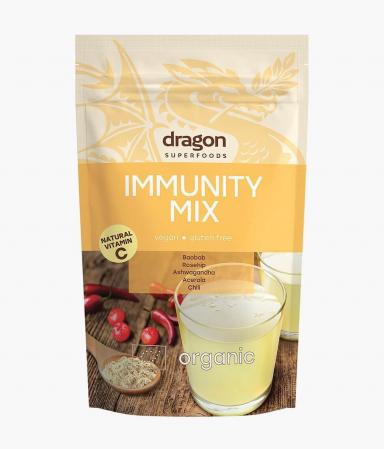 Immunity Mix, pulbere superalimente organice, 150g [1]