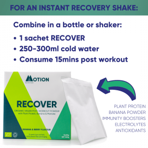 Recover - Post Workout Shake2