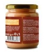 Peanut Butter, Unt de arahide, Fin, Bio, 250g [1]