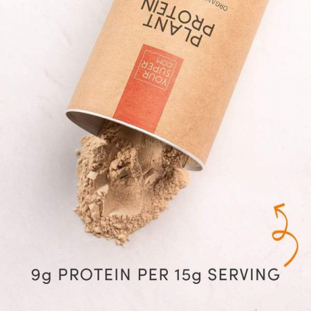 Plant Protein Organic Superfood Protein Mix2