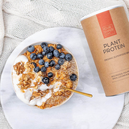 Plat Protein Organic Superfood Protein Mix [0]