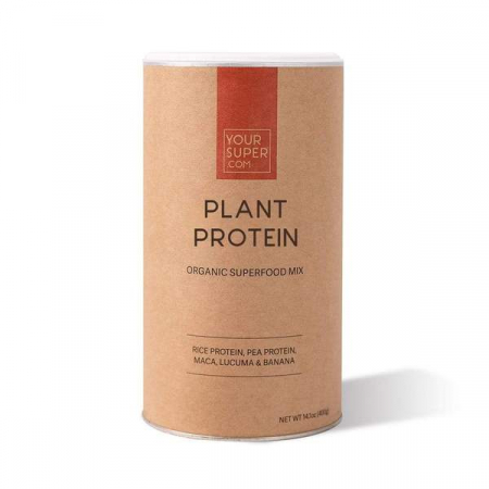 Plant Protein Organic Superfood Protein Mix4
