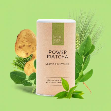 Power Matcha Organic Superfood Mix [3]