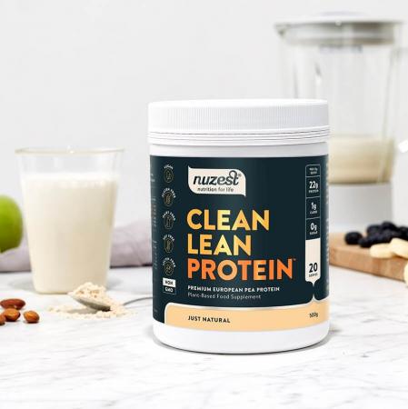 Proteina Vegetala Clean Lean Protein - Natural [0]