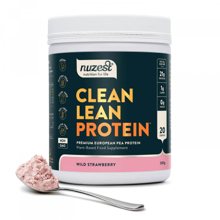 Clean Lean Protein Wild Strawberry [0]
