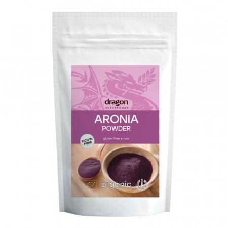 Pudra de Aronia, Dragon Superfoods, Bio, 200 g [1]