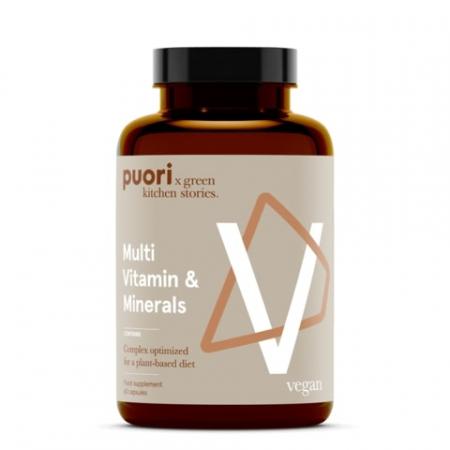 Puori VM - Multivitamine si Minerale - Vegan [1]