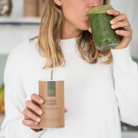 Super Green Organic Superfood Mix [2]