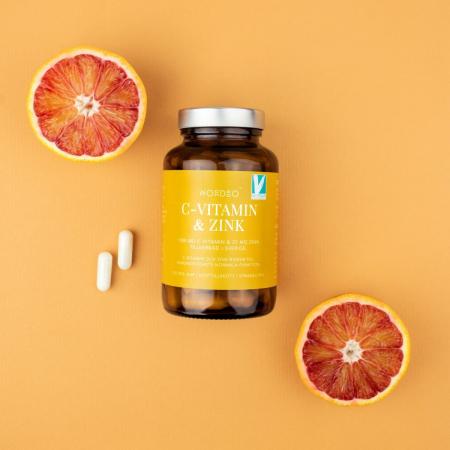 Vitamina C & Zinc - NORDBO - 100 capsule [0]