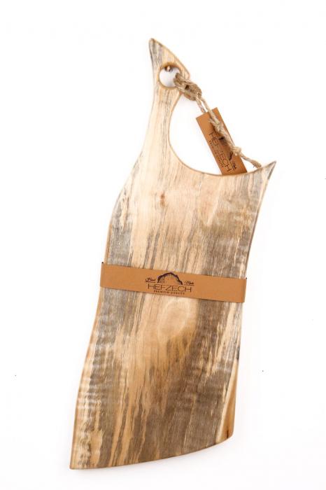 Platou servire din lemn de nuc [1]