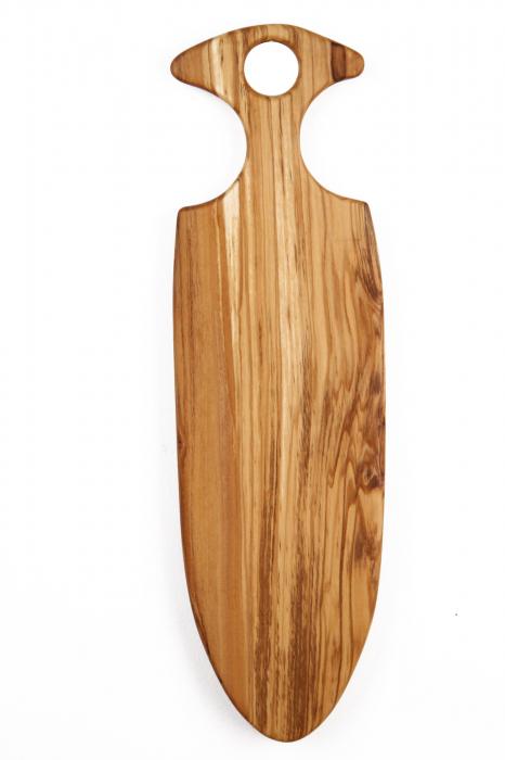 Platou de servire din lemn de maslin 1