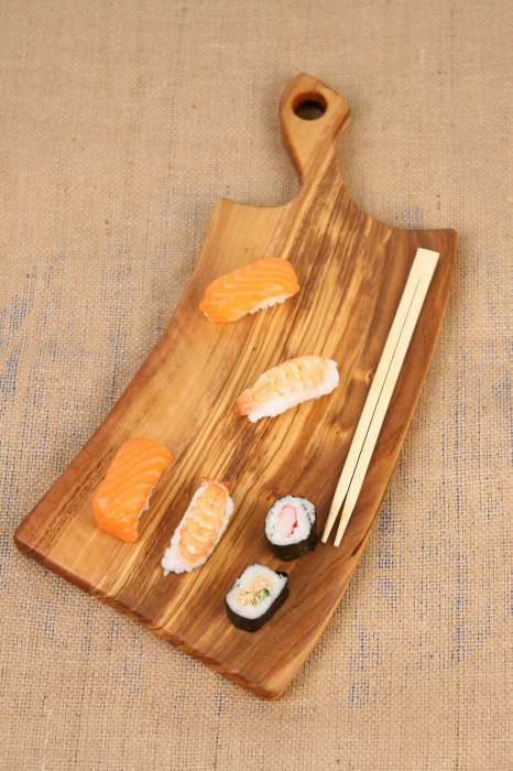 Platou de servire din lemn de maslin. 0